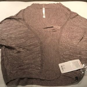 Lululemon Boho Sweater